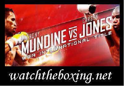 Mundine vs Jones
