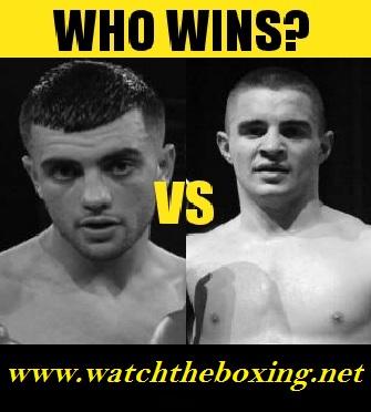 Watch Jack Catterall vs Joe Hughes Live Boxing