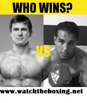 Stream 2016 Rd 12 Igor Mikhalkin vs Mehdi Amar