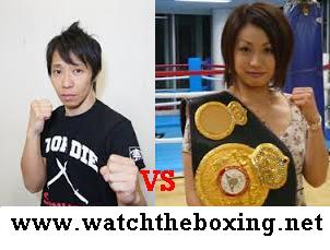 Nao Ikeyama vs Masae Akitaya