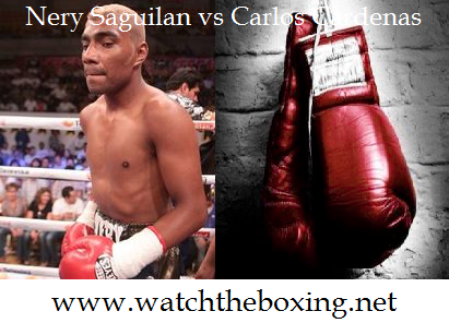 Nery Saguilan vs Carlos Cardenas