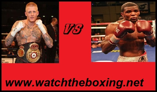Watch Live Patrick Nielsen vs Denis Douglin