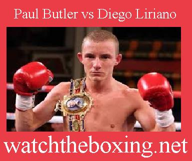 Paul Butler vs Diego Liriano