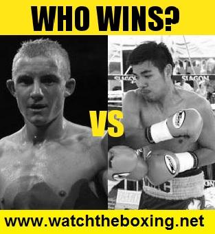 Watch Boxing Live Paul Butler vs Petchbarngborn Kokietgym
