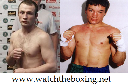 Pavel Mamontov vs Oscar Medina