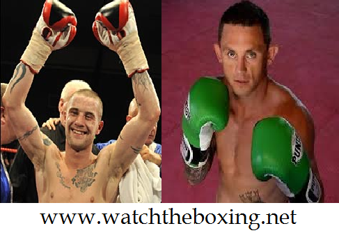 Ricky Burns vs Josh King