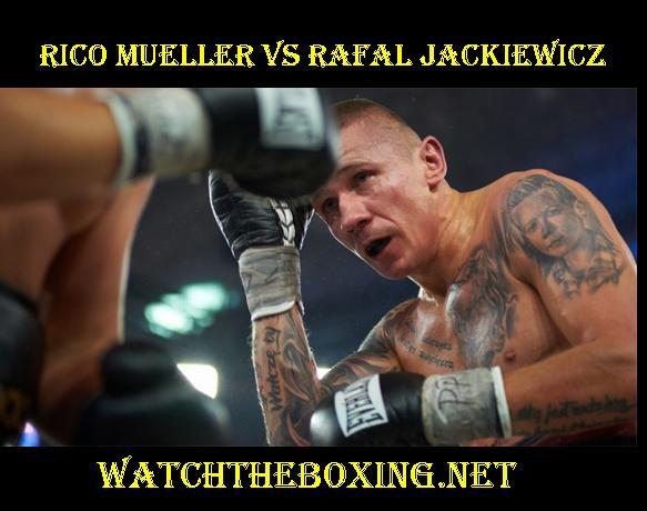 Rico Mueller Vs Rafal Jackiewicz
