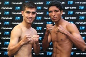 Robert Marroquin vs Daniel Diaz