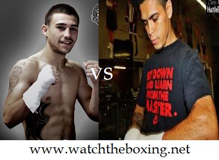 Roy Tapia vs Erik Ruiz