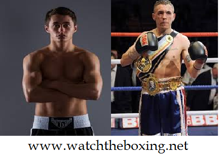 Ryan Burnett vs Jason Booth