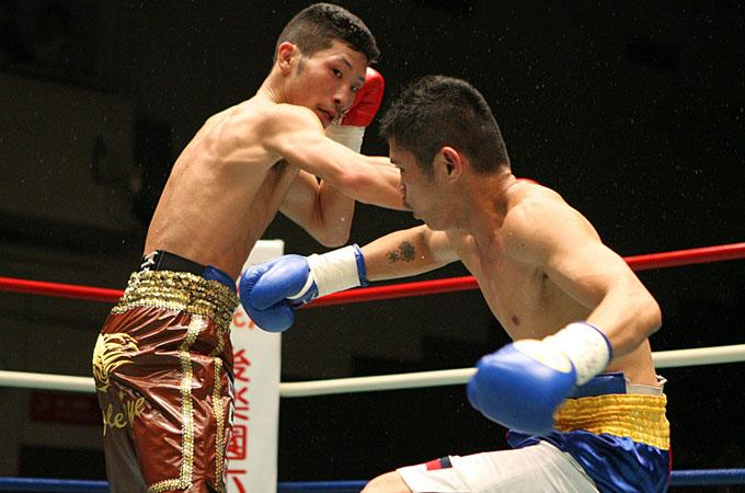 Ryosuke Iwasa vs Jecker Buhawe