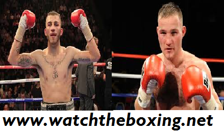 Sam Eggington vs Glenn Foot