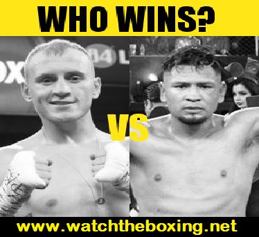 Sammy Vasquez vs Jose Lopez