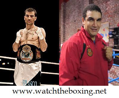 Sasha Yengoyan vs Ahmed Boussaidi