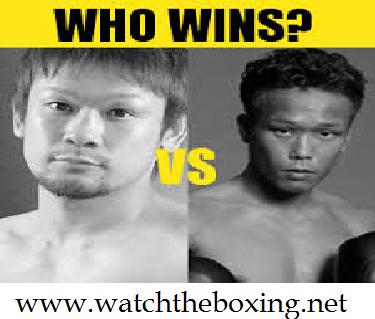 Live Shimoda vs Hosono Boxing Streaming