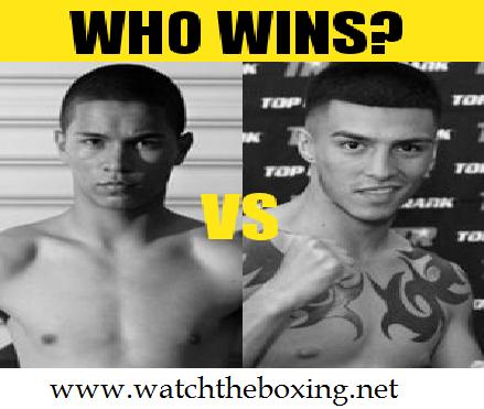 Saul Rodriguez vs Ivan Najera