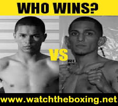 Saul Rodriguez vs Ramsey Luna
