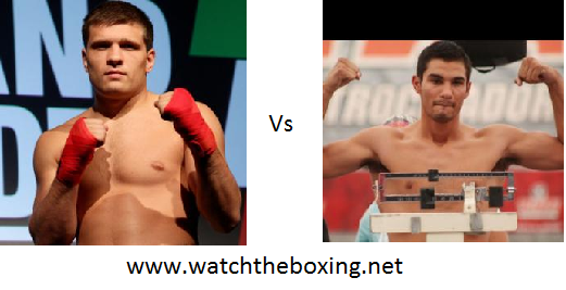 Sergei Devervyanchenko vs Alan Campa