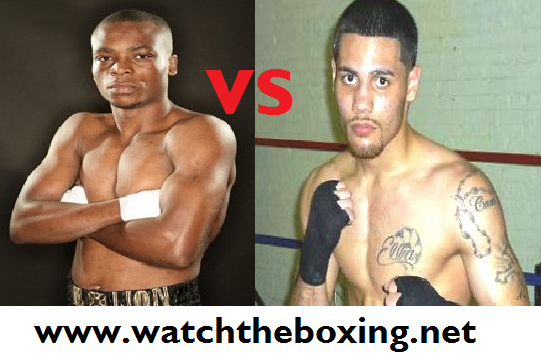 Sharif Bogere vs Michael Perez2
