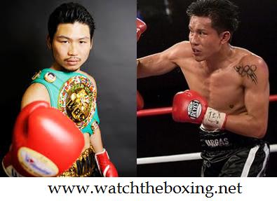 Takashi Miura vs Francisco Vargas