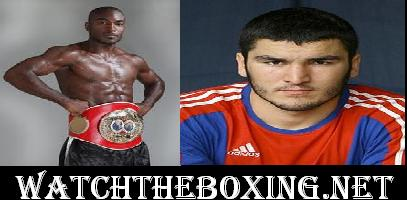 Tavoris Cloud vs Artur Beterbiev