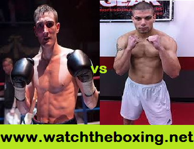 Tommy Langford vs Cristian Rios