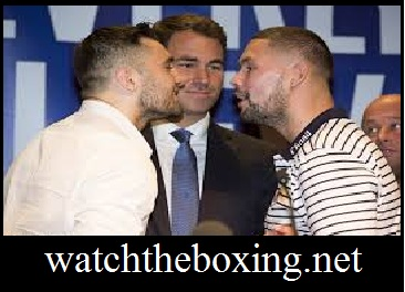 Tony Bellew vs Nathan Cleverly