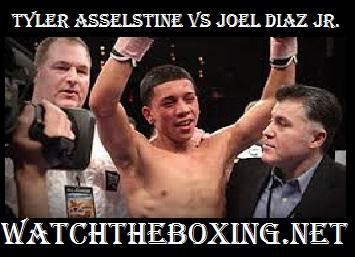 Tyler Asselstine vs Joel Diaz Jr.