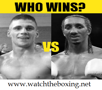 Tyrone Nurse vs Chris Jenkins