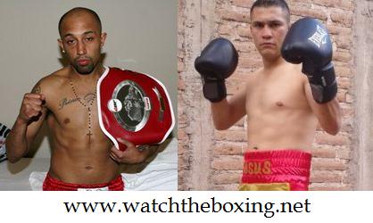 Tyson Cave vs Jesus Rios