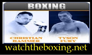 Tyson Fury vs Christian Hammer