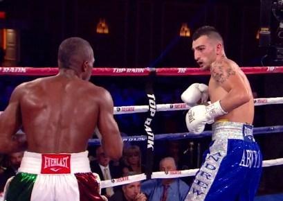Vanes Martirosyan vs Ryan Davis