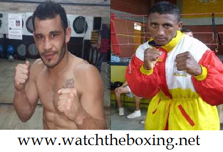 Walter Sequeira vs Evert Bravo