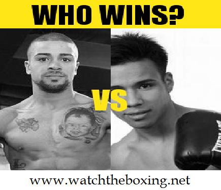 Wilfredo Vazquez Jr vs Rafael Rivera