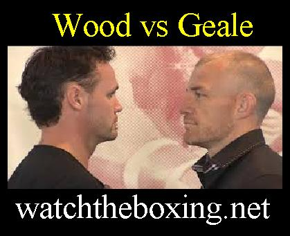 Wood vs Geale