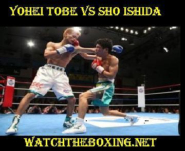 Yohei Tobe Vs Sho Ishida