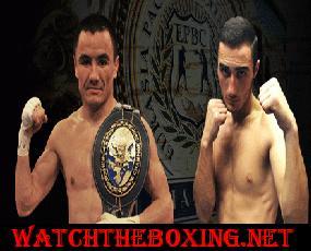 Zhanat Zhakiyanov vs. Gagi Edisherashvili