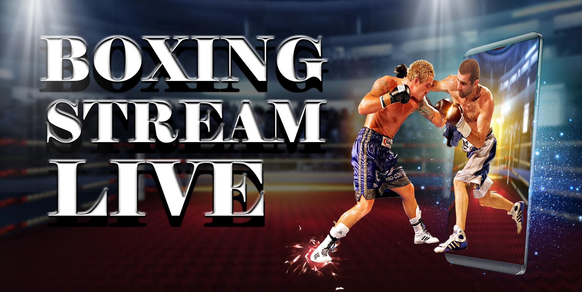 Watch Boxing Online 2018 slider