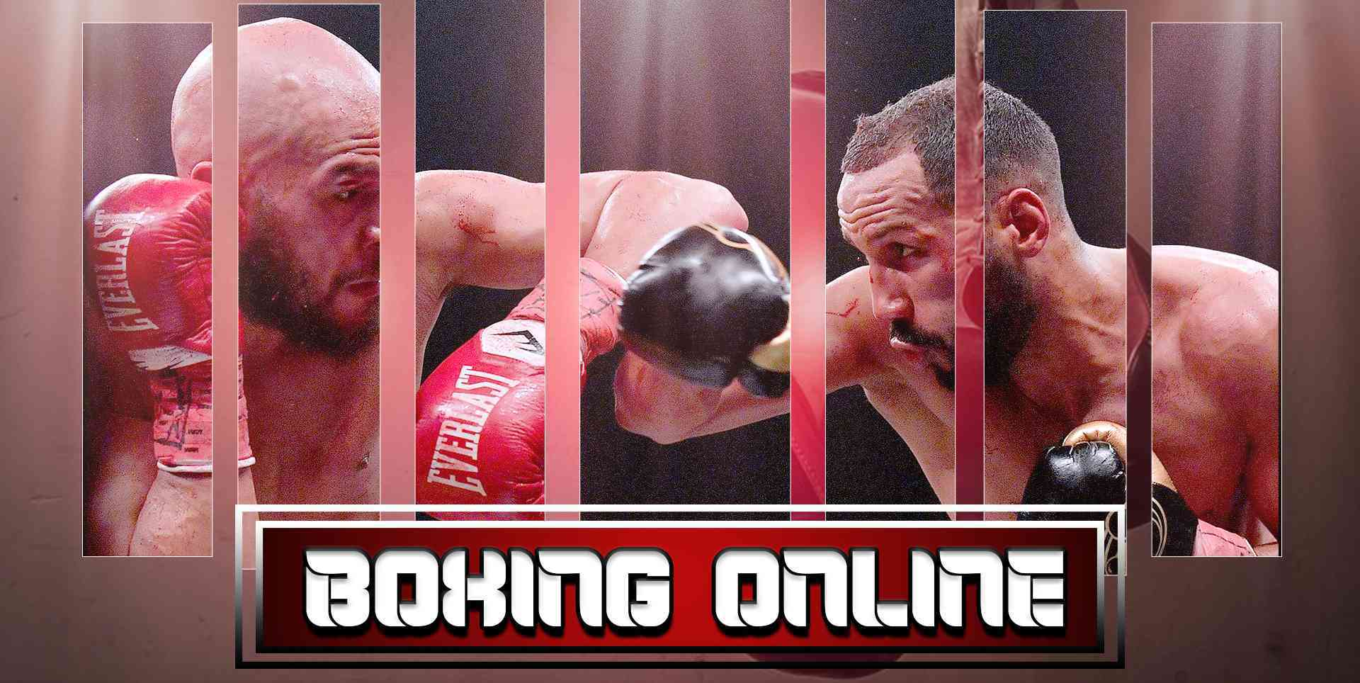 Live Boxing Rd 12 James Dickens vs Abigail Medina