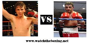 Thomas LaManna VS Matthew Strode Live Boxing